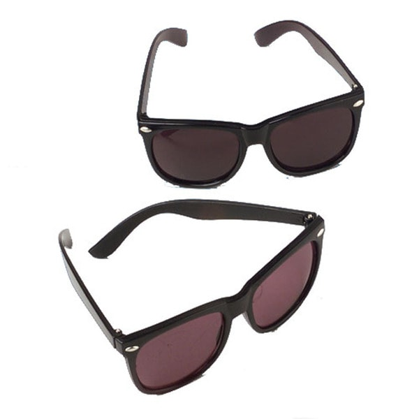 Easy A Black Wayfarer Sunglasses