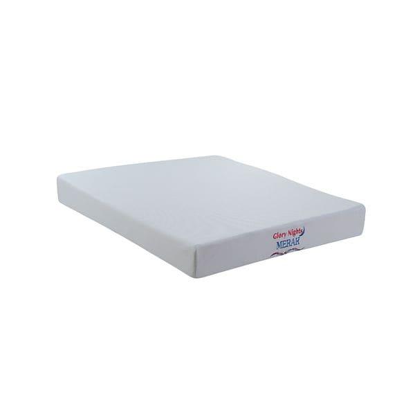 Merak 7-inch Twin-size Memory Foam Mattress