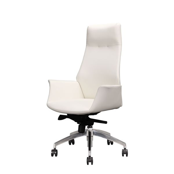Aurelle Home Adam High Back Office Chair