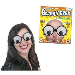 Googly Eyes Glasses Costume Accessory