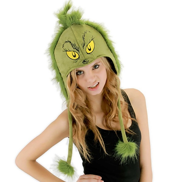 Dr. Seuss How The Grinch Stole Christmas Laplander Hat