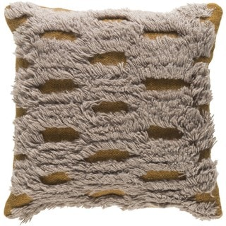 Decorative Anglais 22-inch Down or Polyester Filled Pillow