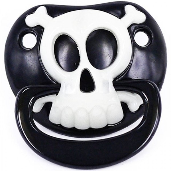 Billy Bob Pacifiers Pirate Pacifier