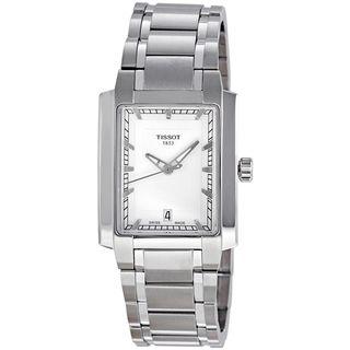 Tissot Women's T0613101103100 'TXL' Stainless Steel Watch