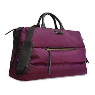 Adrienne Vittadini Nylon Oversize Duffel Bag