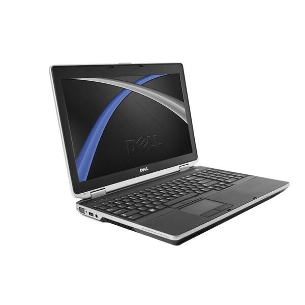 Dell Latitude E6530 15.6-inch 2.6GHz Intel Core i7 8GB RAM 128GB SSD Windows 7 Laptop (Refurbished)