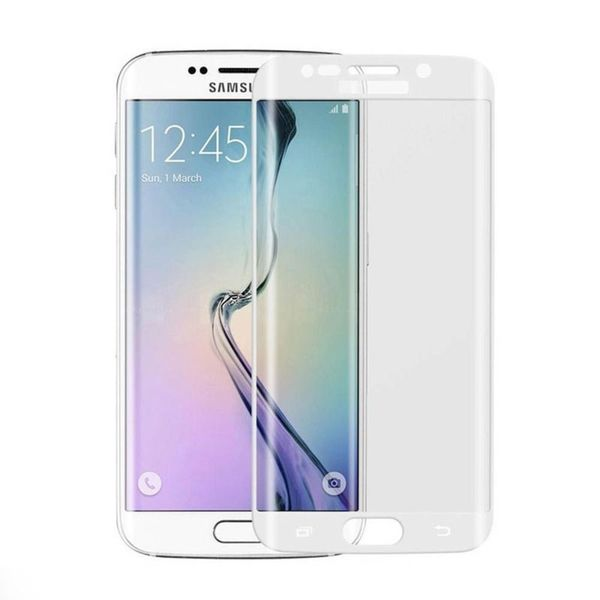 INSTEN Clear Tempered Glass Screen Protector for Samsung Galaxy S6 Edge in Assorted Colors 17433278