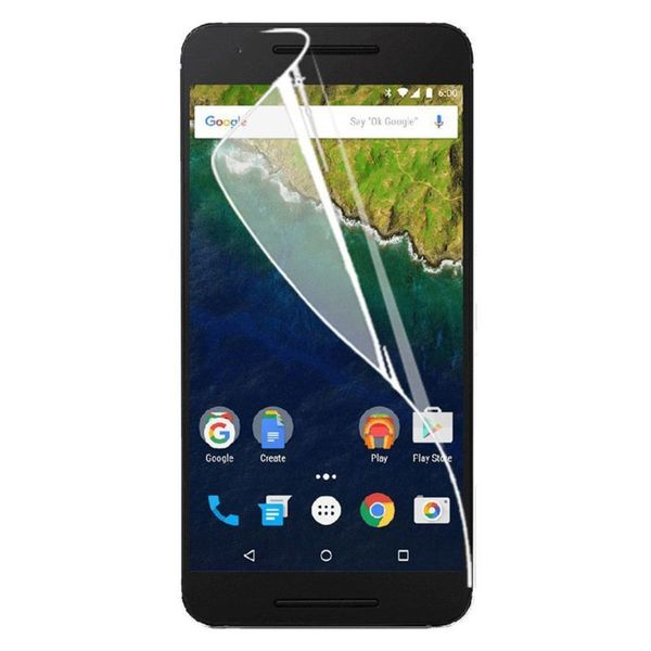 INSTEN Clear Transparent Screen Protector for Huawei Google Nexus 6P