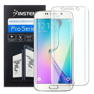 INSTEN Clear TPU Screen Protector for Samsung Galaxy S6 Edge Plus