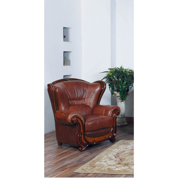 Luca Home Brown Chair