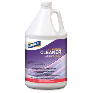 Genuine Joe Multipurpose Cleaner - (4/Carton)