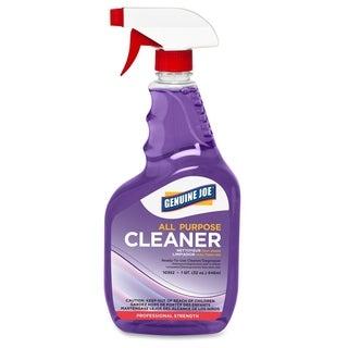Genuine Joe All-purpose Spray Cleaner - (12/Carton)