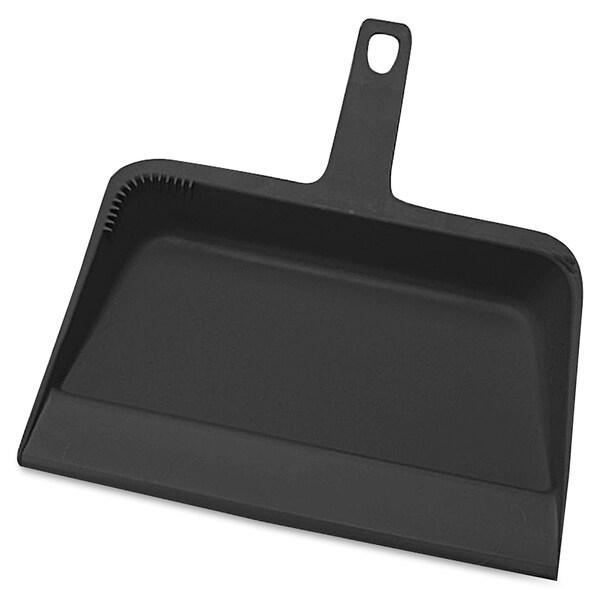 Genuine Joe Heavy-duty Plastic Dust Pan - (12/Carton)