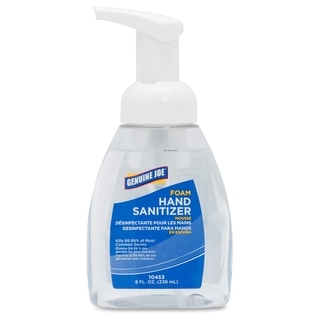 Genuine Joe Foam Hand Sanitizer - (24/Carton)