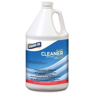 Genuine Joe Glass Cleaner Refill - (4/Carton)