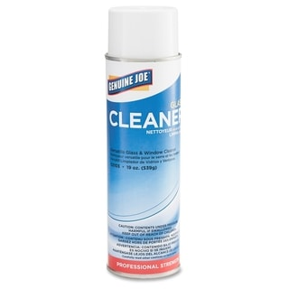 Genuine Joe Glass Cleaner - (4/Carton)