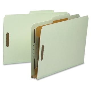 Nature Saver K-style Fastnr Recy. Prssbrd Folders - (10/Box)