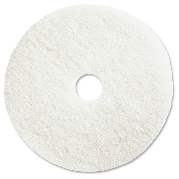 Genuine Joe Polishing Floor Pad - (5/Carton)