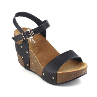 Beston AB26 Women's Ankle Strap Sandals