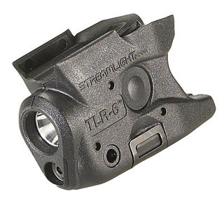 TLR-6 Subcompact Gun Mounted Light with Red Laser M&P Shield
