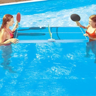 Sale Swimline Floating Swimming Pool Ping Pong Game Gwfs45vfc