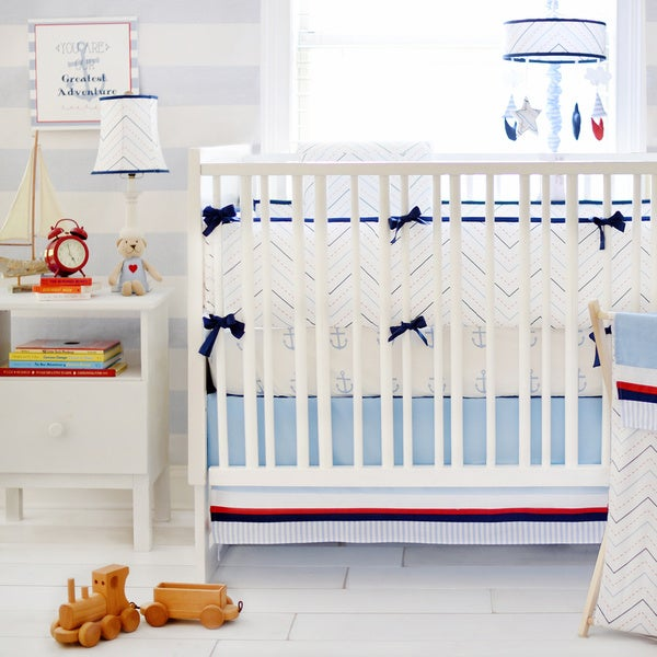 My Baby Sam First Mate Crib Bumper