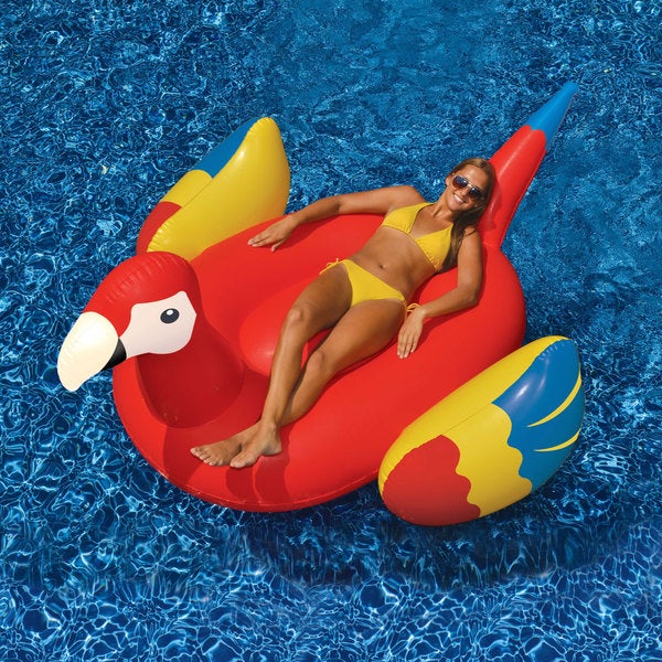 Swimline Giant Parrot for Swimming Pools