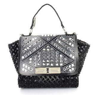 "Lany ""Jewel"" Satchel Handbag"