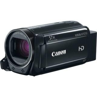"""Canon VIXIA R700 Digital Camcorder - 3"""" - Touchscreen LCD - HD CMOS -"""