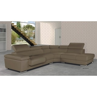 Luca Home RSF Taupe Section
