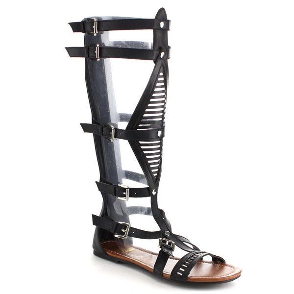 Beston CC51 Women's Gladiator Sandals
