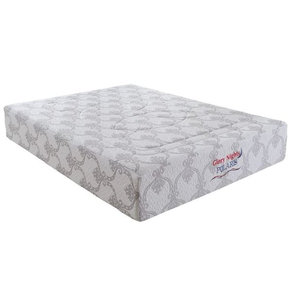 Polaris 12-inch King-size Gel Memory Foam Mattress