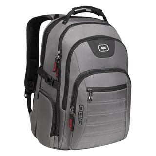 """Ogio Urban Carrying Case (Backpack) for 17"""" Notebook - Platinum"""