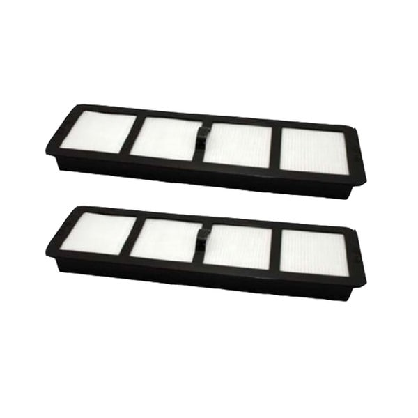 2 Eureka EF6 HEPA Filters Part # 83091-1