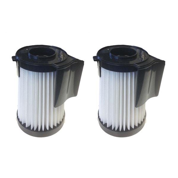 2 Eureka DCF10 DCF14 Dust Cup Filters Part # 62731 62396 17439061