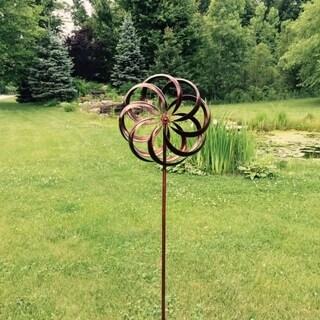 Iron 75-inch Windward Spinner