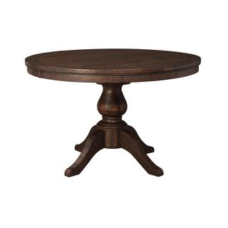 Signature Design by Ashley Trudell Dark Brown Table