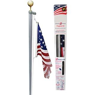 Ezpole Classic Traditional Flagpole Kit