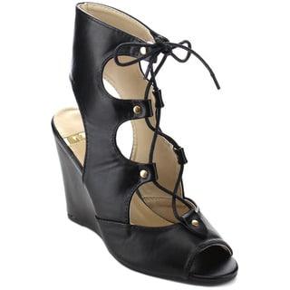 Beston DB41 Women's Lace Up Sandals