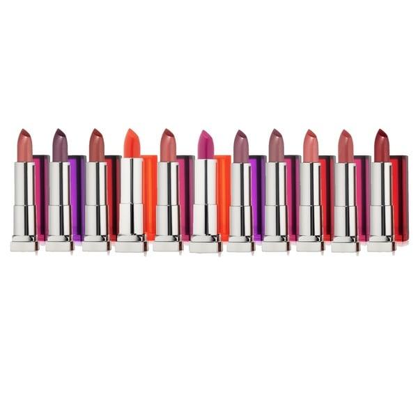 Maybelline New York Color Sensational 11-piece Lipstick Set