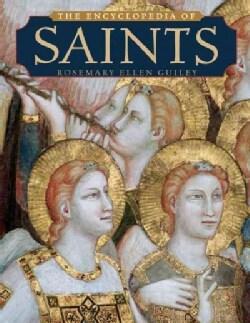The Encyclopedia of Saints (Paperback)