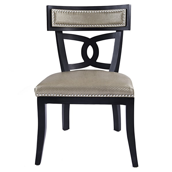 Cameron Side Chair in Champagne, Set of 2