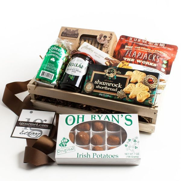 Igourmet The Irish Sweets Gift Crate