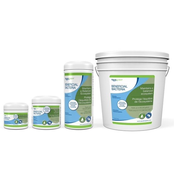 Aquascape Beneficial Bacteria for Ponds (Dry)