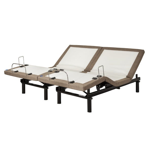 Blissful Nights M2000 Split King Adjustable Base