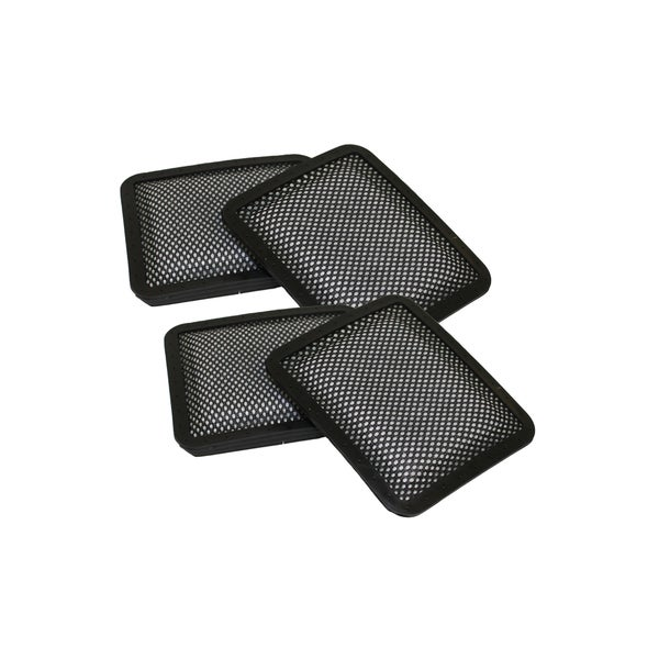 4PK Gtech AirRam Washable and Reusable Filter Kit Fits Gtech AirRam AR01 AR02 and DM001