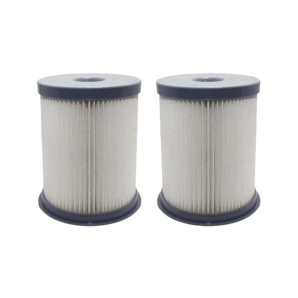 2pk Replacement Dust Cup Filters, Fits Hoover Elite Rewind, Compatible with Part 59157055 17443120