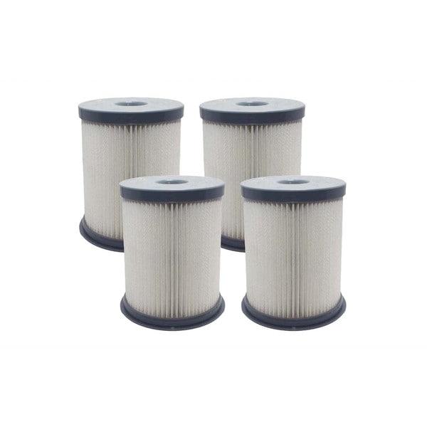 4 Hoover Elite Rewind Dust Cup Filter Part # 59157055 17443131