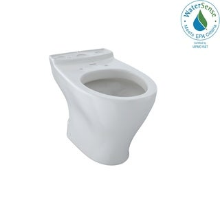 Toto Dual Flush Toilet Bowl Colonial White