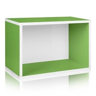 Way Basics Stackable Large Rectangle Shelf